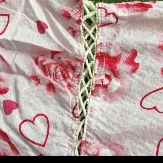 【送料無料】甚平♡ピンク レディースのレディース その他(その他)の商品写真