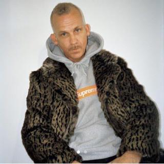 シュプリーム(Supreme)の【S】Supreme®/Schott® Fur Peacoat(ピーコート)