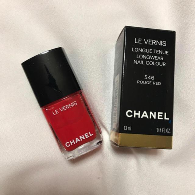 CHANEL(シャネル)のCHANEL マニキュア プレゼントボックスあり。 コスメ/美容のネイル