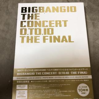 プラスホテルバイケイブロスアンドシーオー(+Hotel by K-Bros & Co)のBIGBANG 10  THE.CONCRERT.0TO.THE FINAL(ミュージック)
