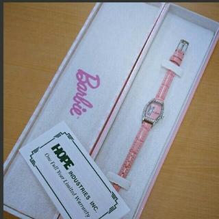 バービー(Barbie)のかーこ様専用✨Barbie アナログ腕時計(腕時計)