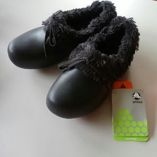 クロックス(crocs)のクロックス グレーテル W5 21cm(スリッポン/モカシン)