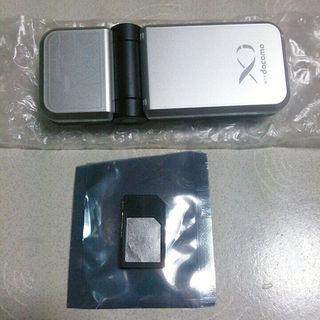 エルジーエレクトロニクス(LG Electronics)のL-02C 美品(その他)