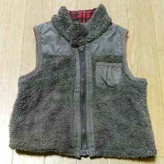 ムジルシリョウヒン(MUJI (無印良品))の【無印良品】リバーシブルベスト(ジャケット/上着)
