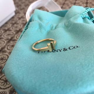 ティファニー(Tiffany & Co.)の【Hana007様専用】ティファニー Tワイヤーリング新品7号(リング(指輪))