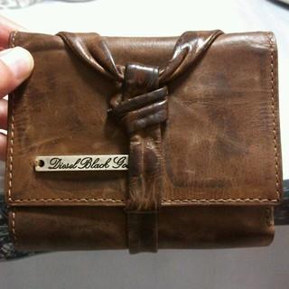 ディーゼル(DIESEL)のディーゼル 三つ折り財布(財布)