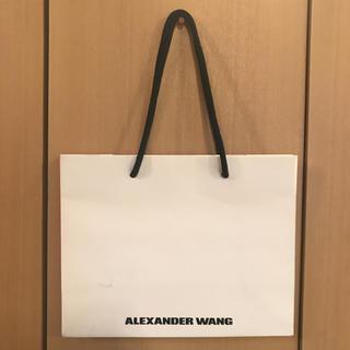 アレキサンダーワン(Alexander Wang)のAlexanderwang アレキサンダーワン  ショッパー 紙袋  (ショップ袋)