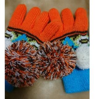 アンパサンド(ampersand)のアンパサンド キッズ 手袋(手袋)