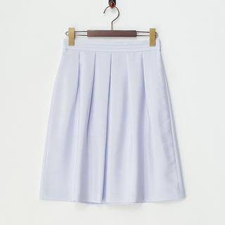 デビュードフィオレ(Debut de Fiore)のデビュードフィオレ レッセパッセ ラベンダーブルー スカート(ひざ丈スカート)