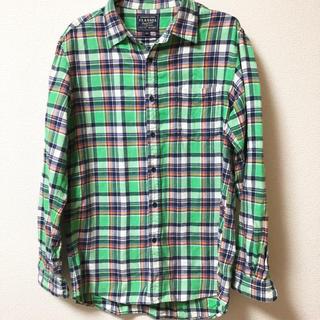 オーセンティックシューアンドコー(AUTHENTIC SHOE&Co.)のチェックシャツ(シャツ)