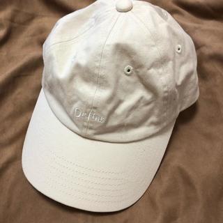 ジーユー(GU)のgu 帽子 キャップ 美品(キャップ)