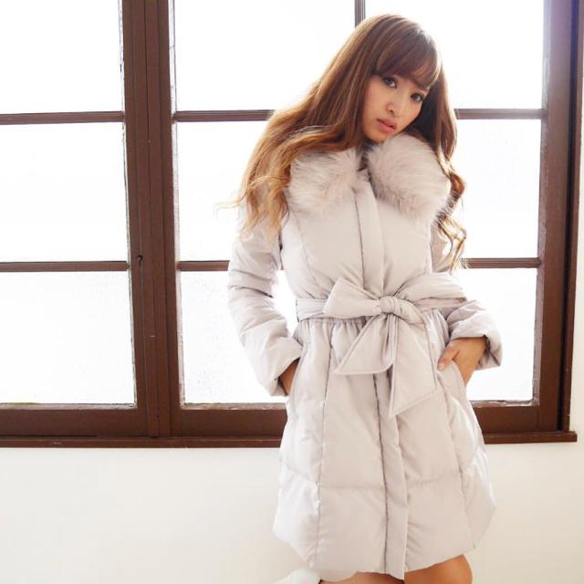 rienda(リエンダ)のダウンコート レディースのジャケット/アウター(ダウンコート)の商品写真