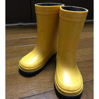アサヒ(アサヒ)のASAHI レインブーツ15.0センチ(長靴/レインシューズ)