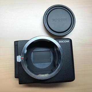 リコー(RICOH)の値下げ‼️RICOH GXR A12マウント ユニット ライカMマウント(コンパクトデジタルカメラ)