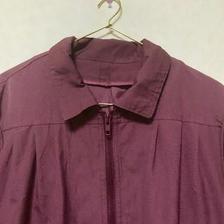 サンタモニカ(Santa Monica)のvintage  jacket 🍇(ナイロンジャケット)