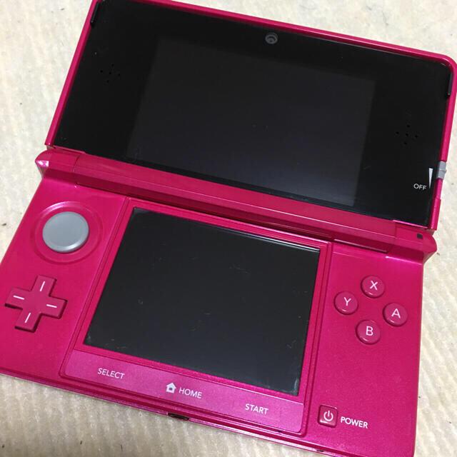 ニンテンドー3DS(ニンテンドー3DS)のmomonga様専用3DS エンタメ/ホビーのエンタメ その他(その他)の商品写真