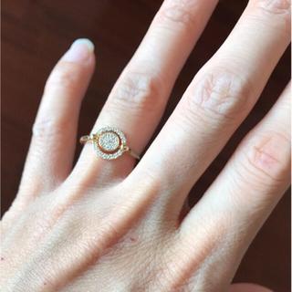 ヨンドシー(4℃)の値下げ中 ほぼ未使用 ルジアダ リング(リング(指輪))