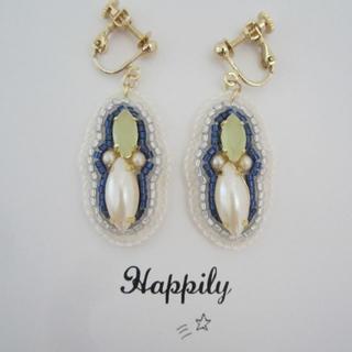 【SALE】Happily⁺ No. 112(イヤリング/ピアス)(イヤリング)