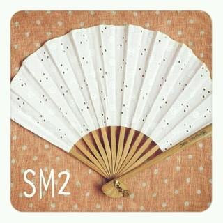 サマンサモスモス(SM2)のSM2 ノベルティ 扇子*(その他)