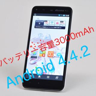 フジツウ(富士通)のAQUOS PHONE SH-01F docomo スマホ (スマートフォン本体)