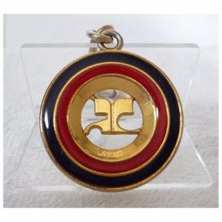 クレージュ(Courreges)の☆クレージュ メッキ 丸型ロゴ キーホルダー☆(その他)
