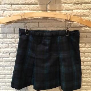 シップス(SHIPS)のシップスプリーツスカート 卒業 発表会 入園(スカート)