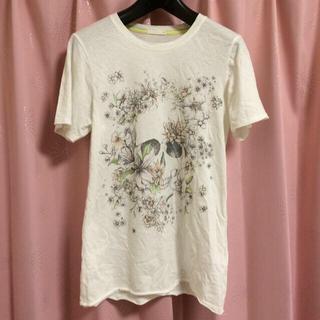 ジーユー(GU)のGUのTシャツ(Tシャツ(半袖/袖なし))