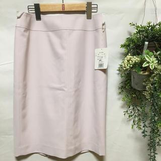 ヴァンドゥーオクトーブル(22 OCTOBRE)のヴァンドゥオクトーブル ベビーピンク スカート(ひざ丈スカート)