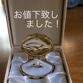 アイアイ様お取置き中 K18ベビーリング(リング(指輪))