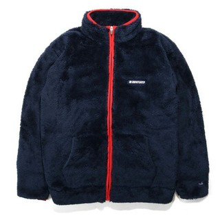 UNDEFEATED CHAMPION FLEECE PIPING JACKET