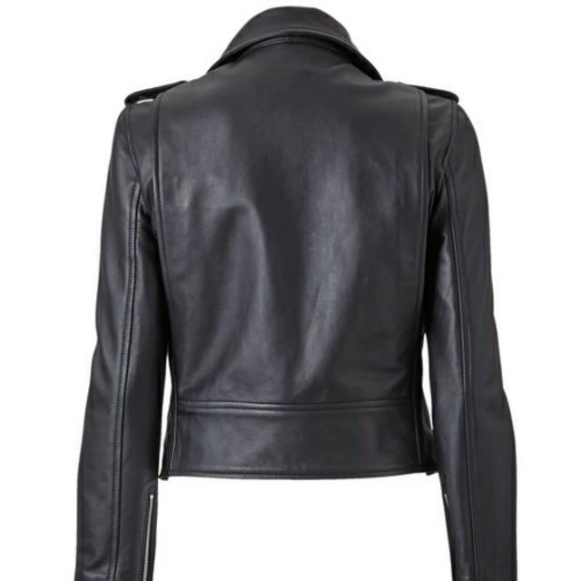 TOGA(トーガ)の【新品未使用品】toga pulla ライダース ブラック38 レディースのジャケット/アウター(ライダースジャケット)の商品写真