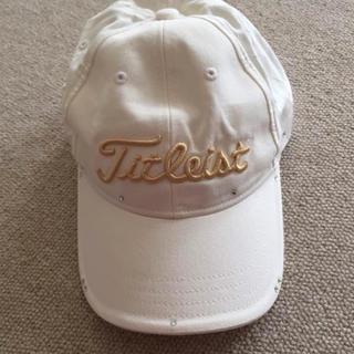 タイトリスト(Titleist)のゴルフキャップ(キャップ)