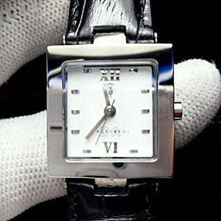 トラサルディ(Trussardi)のTRUSSARDI トラサルディ 腕時計 レディース 文字盤ホワイト(腕時計)