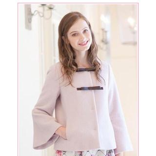 ローズティアラ(Rose Tiara)の新品 ローズティアラ rose tiara コート 大きい 42 15号 XL(ノーカラージャケット)