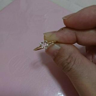 ジルバイジルスチュアート(JILL by JILLSTUART)のcaramel様専用、ジルスチュアート指輪(リング(指輪))