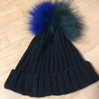 ルシェルブルー(LE CIEL BLEU)のルシェルブルーニット帽 人気(ニット帽/ビーニー)