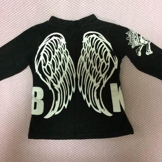バンクキッズ(BANK KIDS)の☆BANK KID☆ロンTバクプリ羽ヒップホップダンス(Tシャツ/カットソー)