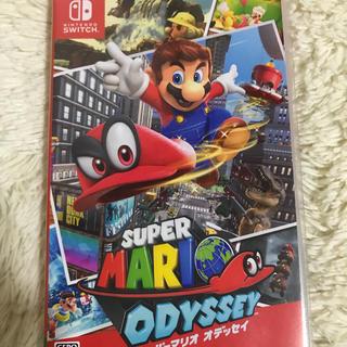 ニンテンドースイッチ(Nintendo Switch)の任天堂スイッチ  スーパーマリオオデッセイ(家庭用ゲームソフト)