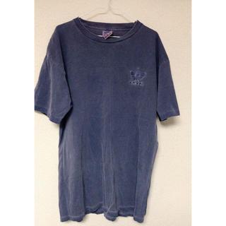 アディダス(adidas)のadidas 90s80s ヴィンテージTシャツ(Tシャツ/カットソー(半袖/袖なし))