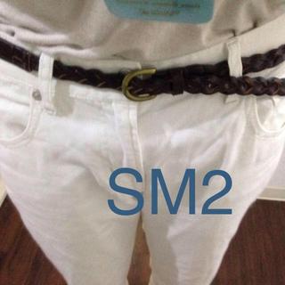 サマンサモスモス(SM2)のSM2 ほそベルト 最終値下げ(ベルト)
