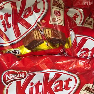 ネスレ(Nestle)のキットカット 大人買い 11枚×3袋SALE お茶会 子供会 非常食ミニ(菓子/デザート)