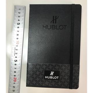 ウブロ(HUBLOT)の未使用品 HUBLOT× Moleskine ウブロ ノベルティ 非売品(ノベルティグッズ)