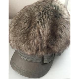 ディーゼル(DIESEL)のDIESEL帽子(キャスケット)