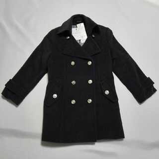 オリンカリ(OLLINKARI)のコート 女の子  120サイズ 【新品 タグ付き】OLLINKARI アンゴラ (コート)