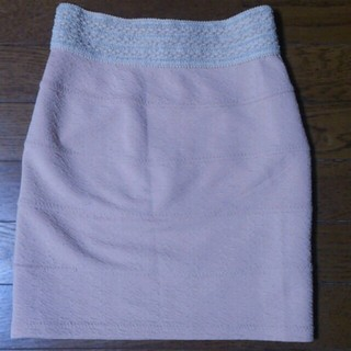 ココディール(COCO DEAL)のCOCODEALタイトスカート、サイズ2(ミニスカート)