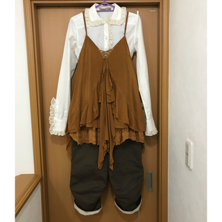 ザドレスアンドコーヒデアキサカグチ(The Dress & Co. HIDEAKI SAKAGUCHI)のドレスアンドコー キャミソール ワンピース(キャミソール)