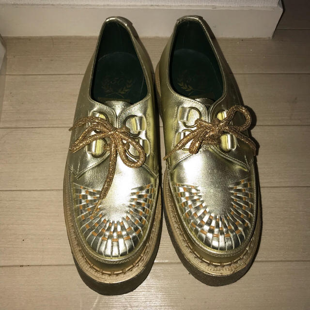 GEORGE COX(ジョージコックス)のGEORGE COX ラバーソール  メンズの靴/シューズ(その他)の商品写真