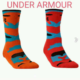 アンダーアーマー(UNDER ARMOUR)の【新品未使用】2足セット アンダーアーマーソックス (その他)