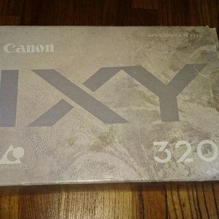 キヤノン(Canon)のCANON IXY 320 APS イクシー キヤノン(フィルムカメラ)