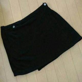 【あっちゃん様ご専用】 ラップスカート XL(ミニスカート)